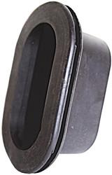 Slop Stopper - Oval Black
