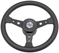 Steer wheel DELFINO 340mm