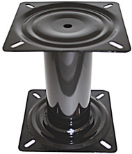 Seat Pedestal -Black 175