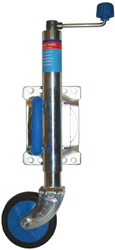 Jockey Wheel Swivel UBolt