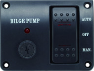Bilge Pump Control Panel - 12v