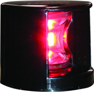 'FOS 12' LED Prt & Stb lights - Black Horizontal Mount