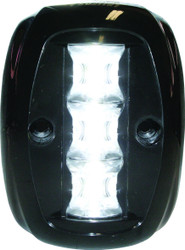 'FOS 20' LED Stern Light - White Vertical Mount