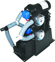 Dual-Max Freshwater Pump System - 12v