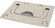 Flush Pull Cast S/S 75x55