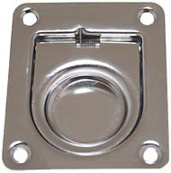 Flush Pull W/Spr 55x65 SS