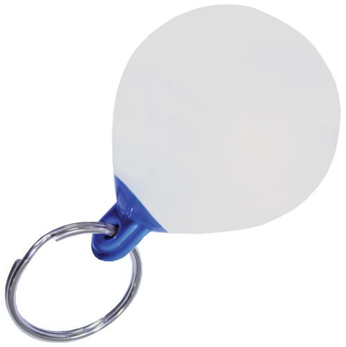 Buoy Floating Key Ring -White/Blue