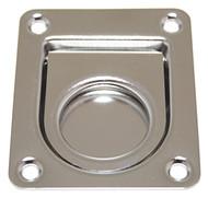 Flush Pull S/S 55x65mm