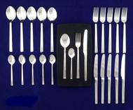 24 Piece S/S Nautical Cutlery Set