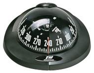 Offshore 75 Powerboat Compass - Flush, Black