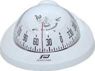 Offshore 75 Powerboat Compass - Flush, White