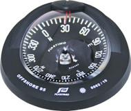 Offshore 95 Powerboat Compass Black, Flush