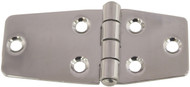 Stamped Hinge 84mm S/S