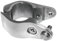 Canopy Clamp Hinged 25mm