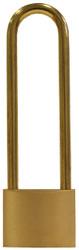 Padlock -Brass Long 45mm