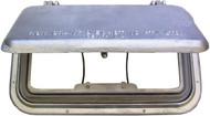 Scupper -Plain alloy Lge