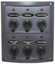 Switch Panel Deluxe &Lt 6