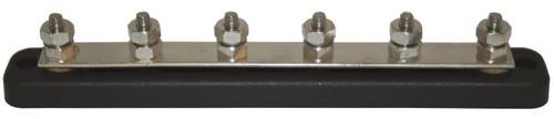 Buss Bar - 6 Stud 150 Amp