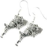 Funky Revolver Earrings