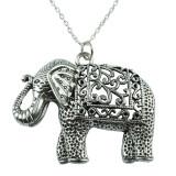 LARGE ELEPHANT Necklace
