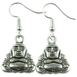 Buddha Dangle Earrings