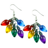 MINI FAIRY LIGHTS CLUSTER Dangle Earrings