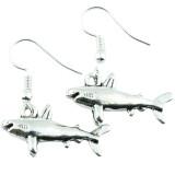 SHARK Dangle Earrings