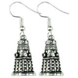DALEK Dangle Earrings