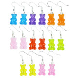 PENNY SWEETS GUMMY BEAR Collection Dangle Earrings