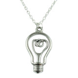 LIGHT BULB Pendant Necklace