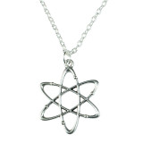 SCIENCE LAB ATOM Pendant Necklace