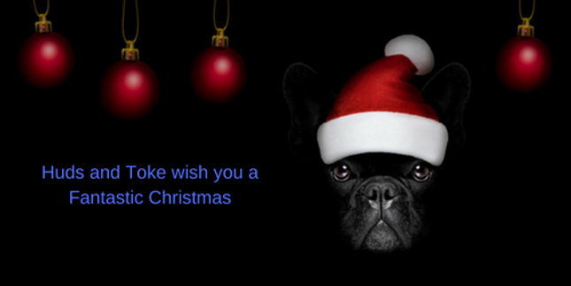 HAPPY CHRISTMAS AND THANK-YOU FOR ALL YOUR SUPPORT