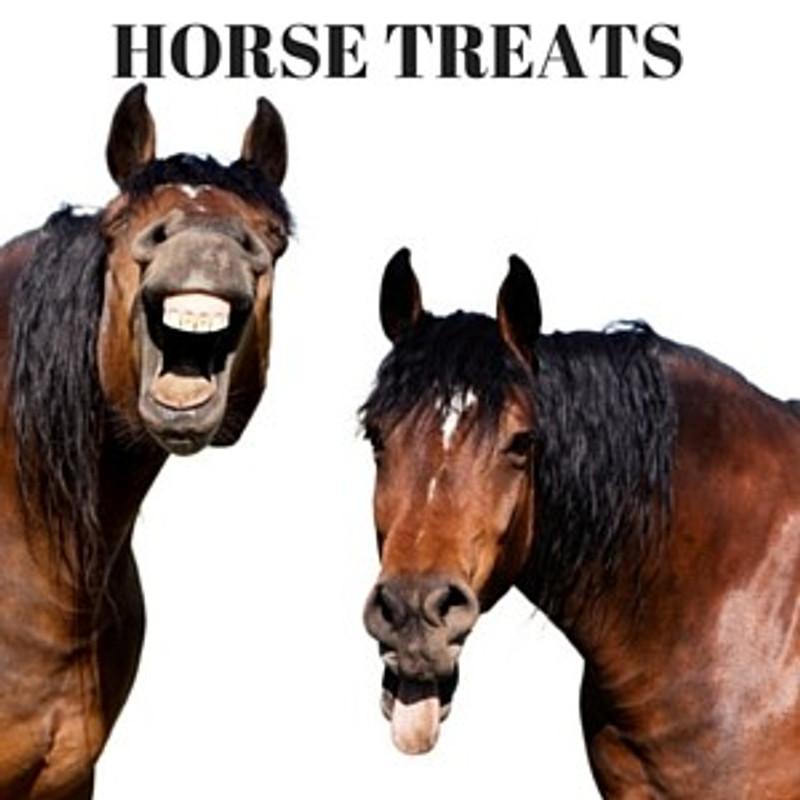 Molasses in Gourmet Horse Treats!