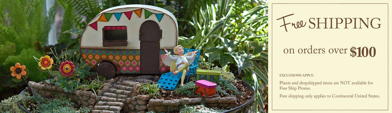 Miniature Fairy Gardens, Garden Fairies, Fairy Garden Houses U0026 More