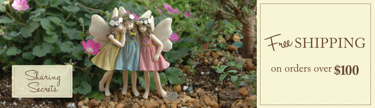 Attractive Georgetown Home And Garden Fairy #27 - Fairy Garden Supplies | Miniature Fairies, Houses, Accessories