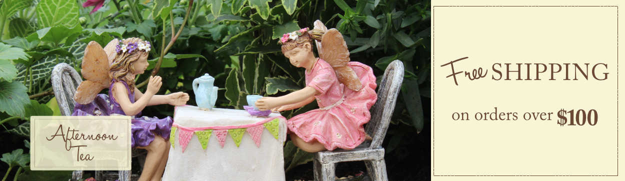 Fairy Garden Supplies | Miniature Fairies, Houses, Accessories
