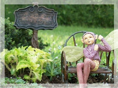 Superieur Fairy Homes And Gardens