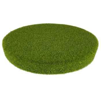 Round Fairy Moss Insert