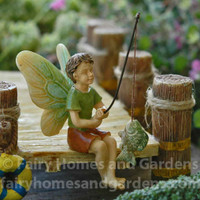 Fishing Boy Fairy