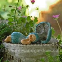 Napping Shroom Baby