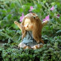 Little Fairy Yawning