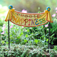 Choose Happiness Banner