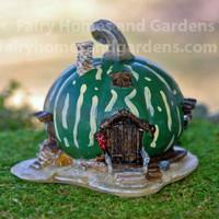 Green Gourd Fairy House