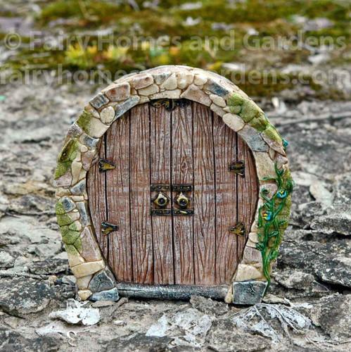 Enchanted Pixie Door & Fairy Doors   Miniature Pixie Door