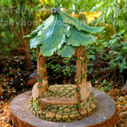 Fairy Garden Forest Gazebo