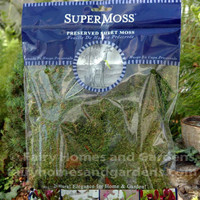Package of Preserved Sheet Moss