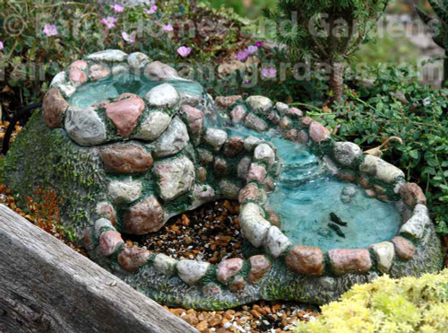 Fairy Garden Fountains Miniature Waterfall