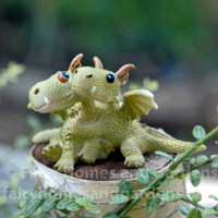Miniature Hugging Dragons