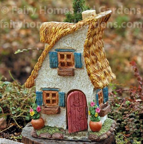 Merrifield Fairy House