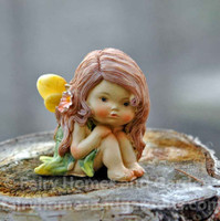 Little Fairy Sitting